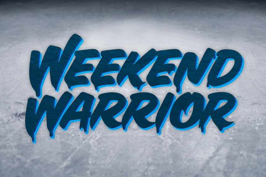 Weekend Warrior: Nathan MacKinnon