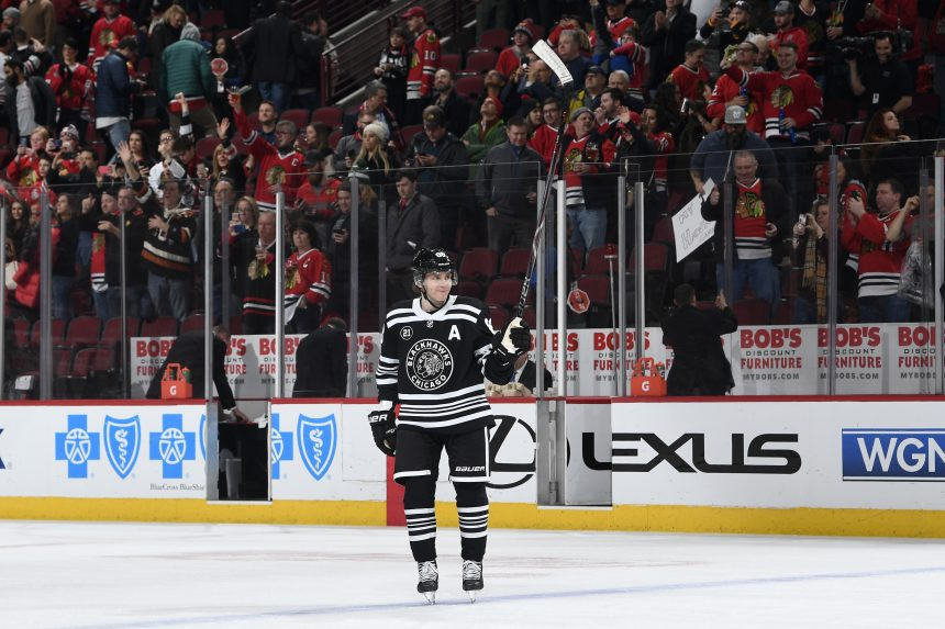 Patrick Kane is Closing in on a Gretzky Record