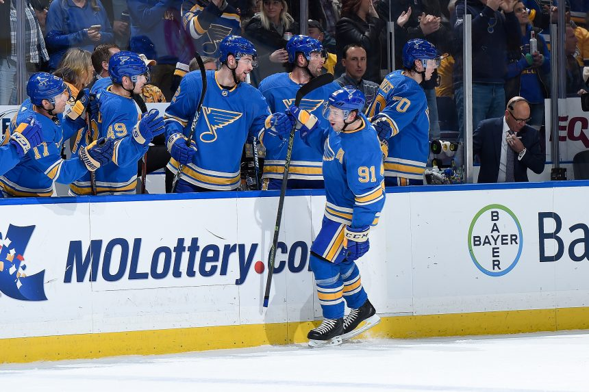 The Blues Are the Hottest Team In the New Year – Here's Why