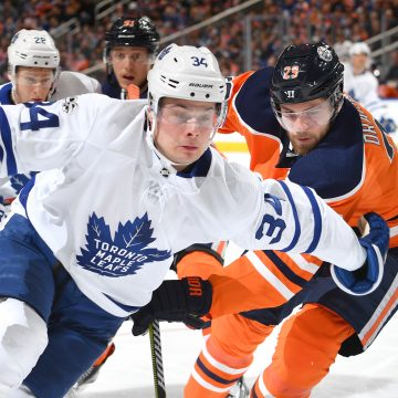 Matthews vs Draisaitl – Battle of Two of February's Finest