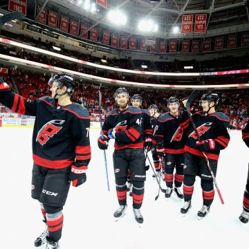 Hurricanes Vs. Bruins:  Battle of the Hottest Teams in the League