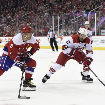 Hurricanes vs Capitals: Potential 1st Round Preview in a 2-Game Series