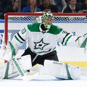 Ben Bishop 15-Minutes Away From Setting Franchise Mark