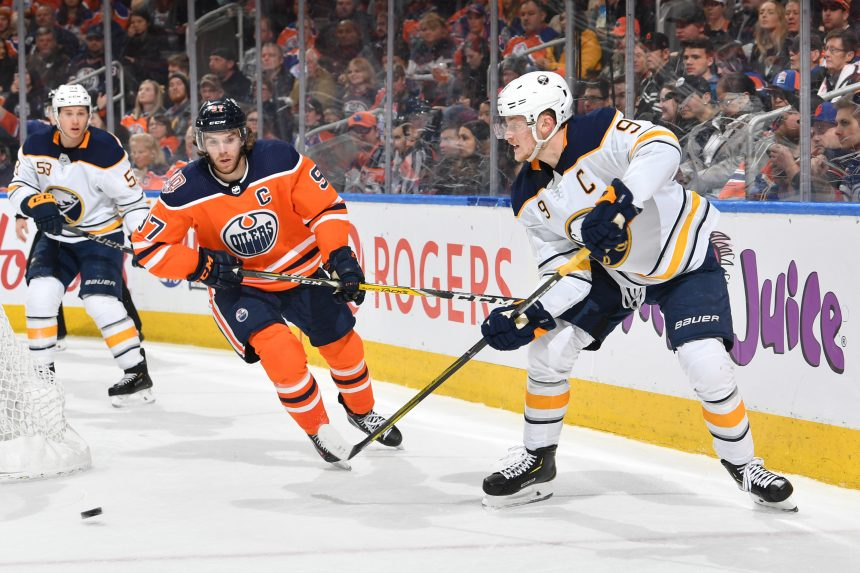 Eichel vs McDavid: Battle of Top Possession Drivers
