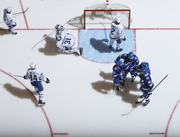 Lost Face-Offs and Coverage Continue to Cost the Leafs