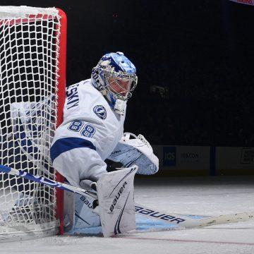 Andersen vs Vasilevskiy in Battle of NHL's Best Goalies