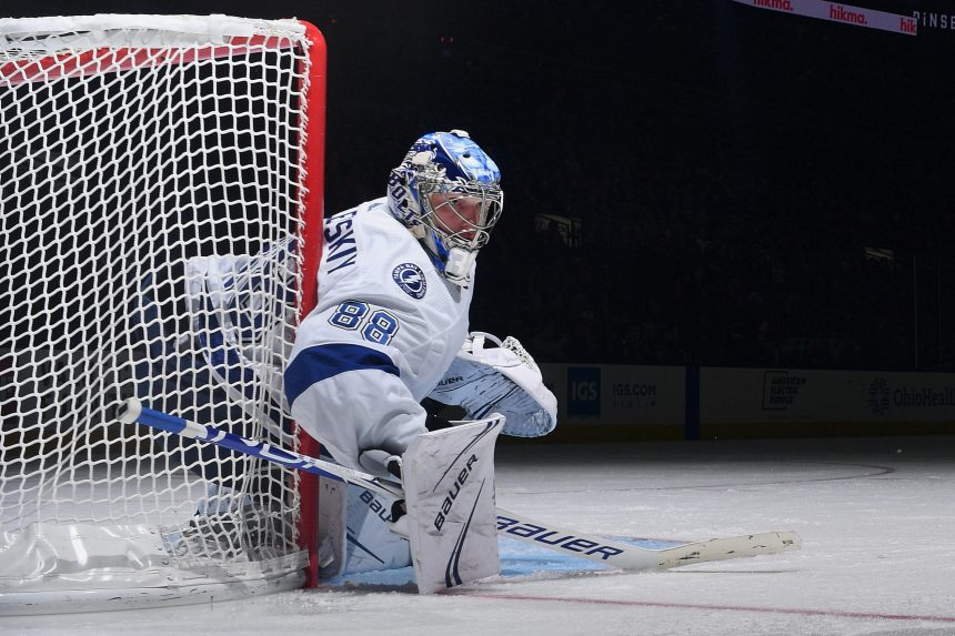 Andersen vs Vasilevskiy in Battle of NHL's Best Goalies