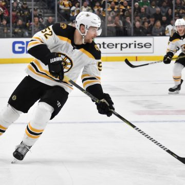 Sean Kuraly's Return Could Make A Big Difference For Bruins In A Few Key Areas