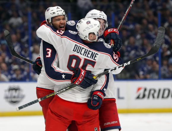 Game 2 Preview: CBJ vs TB – Can Tampa Bay Limit Columbus' Speed?