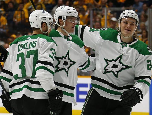 VIDEO: Miro Heiskanen shines in Stars Game 1 Win