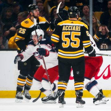 The Blue Jackets Adjusted in Game 2, Can the Bruins Answer in Game 3?