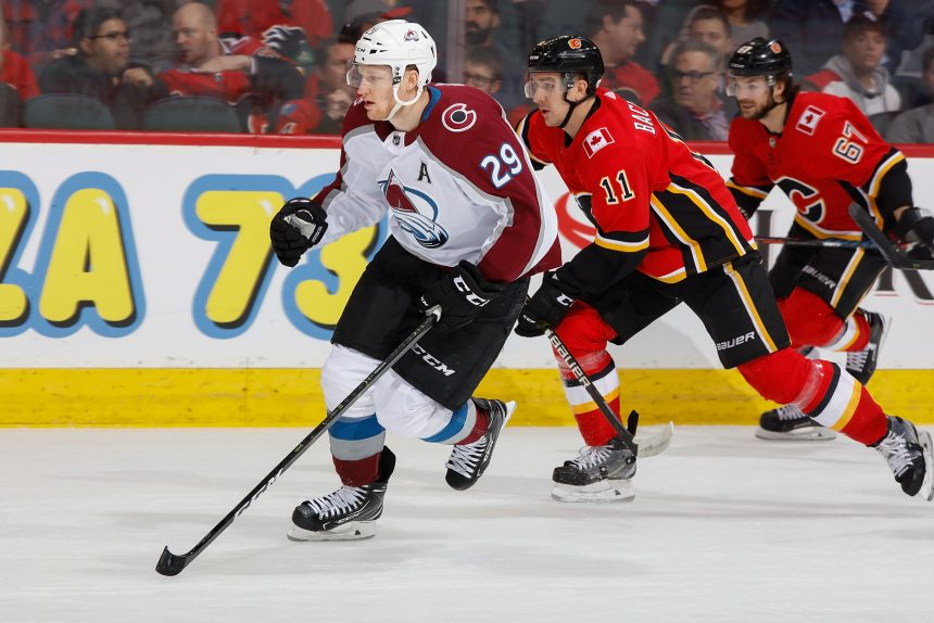 Playoff Preview: Avalanche vs Flames