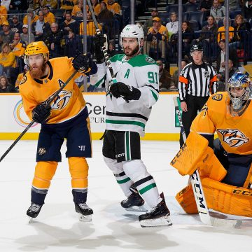 Playoff Preview: Stars vs Predators