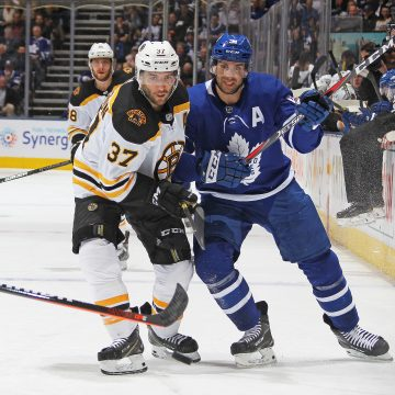 Bruce Cassidy Needs to Get Away from the Bergeron / Tavares Match-Up in Game 4.