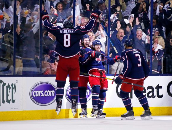 The Blue Jackets Pulled off one of the greatest upsets in NHL History. How did they do it?