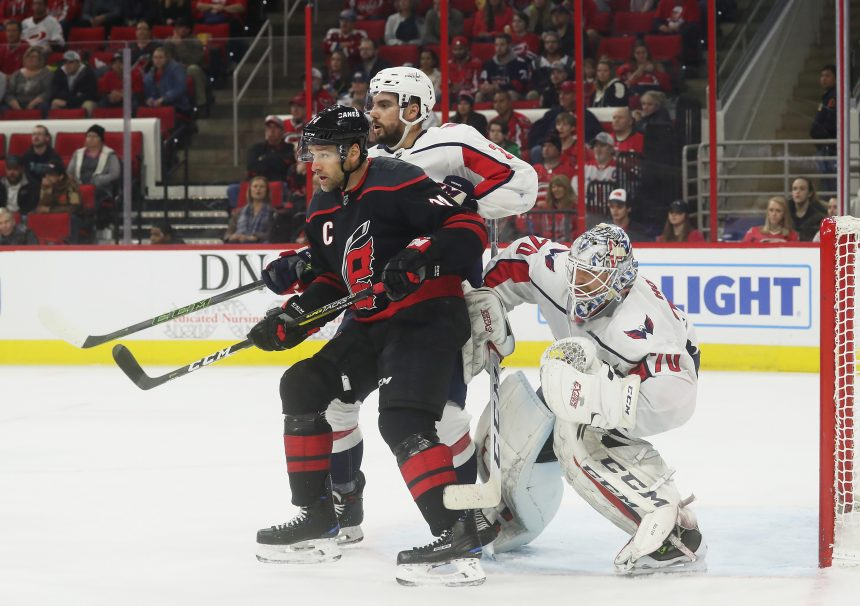 Playoff Preview: Hurricanes vs Capitals