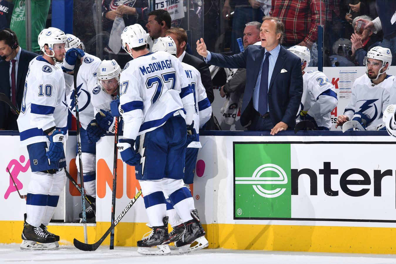 Why The Tampa Bay Lightning Aren T Done Yet The Point Data
