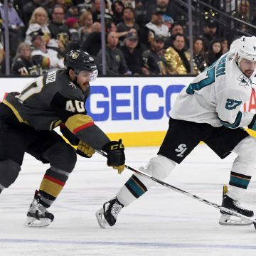 Playoff Preview: Golden Knights vs Sharks