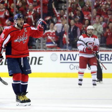 The Capitals Set the Tone Physically in Game 5 and Will Look for More of the Same Tonight