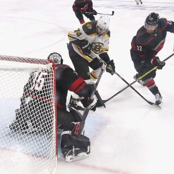 Cleaning Up The Front of The Hurricanes Net Is The Key To Their Dwindling Chances