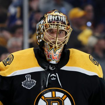 Tuukka Rask On a Record-Setting Pace