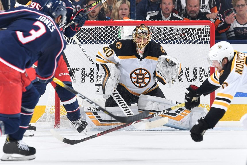 Tuukka Rask Passed his Toughest Test of the Season With Flying Colors