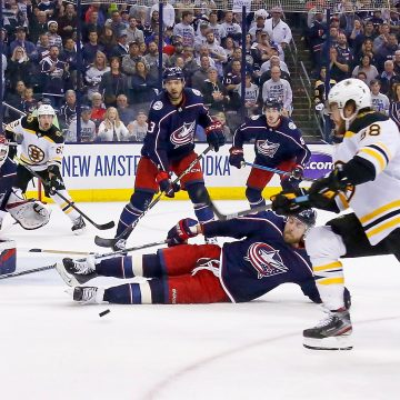 Quality vs Quantity: A Closer Look at the Scoring Chance Battle for Bruins-Blue Jackets