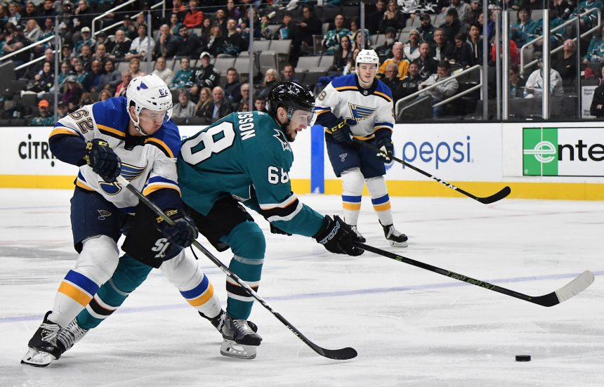 Blues vs Sharks: Series Preview