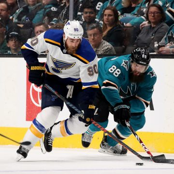 Blues Blown Out, But Not Outplayed