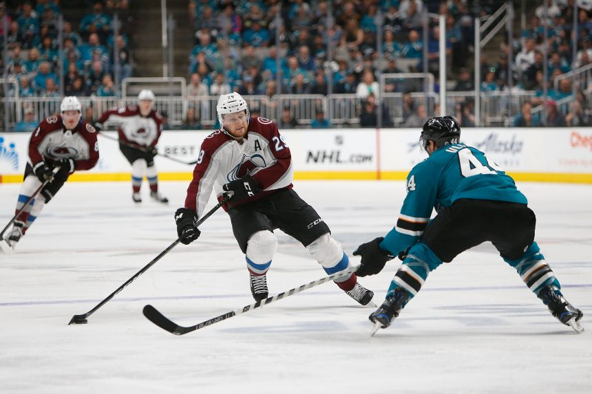 Using Last Change Could Unleash MacKinnon In Game 6