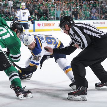 The Stars' Lineup Changes Pay Off in Game 4