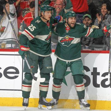 Buying High & Selling Low – Why trading Jason Zucker is a risky move
