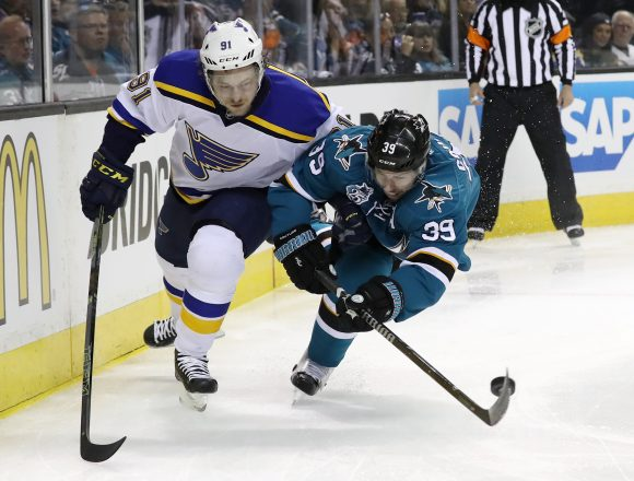 Game-Changing Players In Game 6 Between The Blues and Sharks