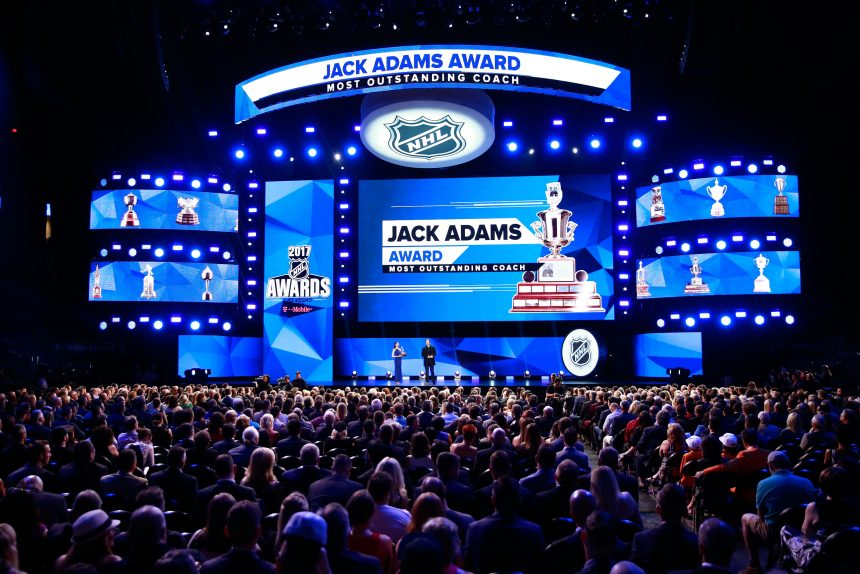 Breaking Down the 3 Jack Adams Finalists