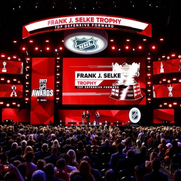 Breaking Down the 3 Selke Finalists