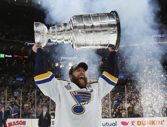 3 Keys To The Blues Stanley Cup Championship