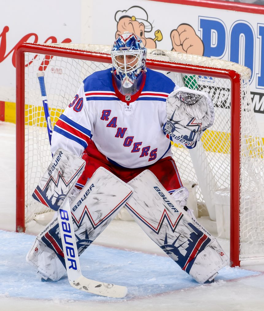 Trend Spotting: Henrik Lundqvist's Glove