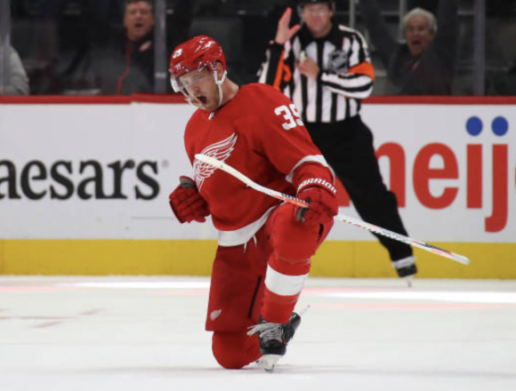 VIDEO BREAKDOWN: Mantha's Monster 4-Goal Game