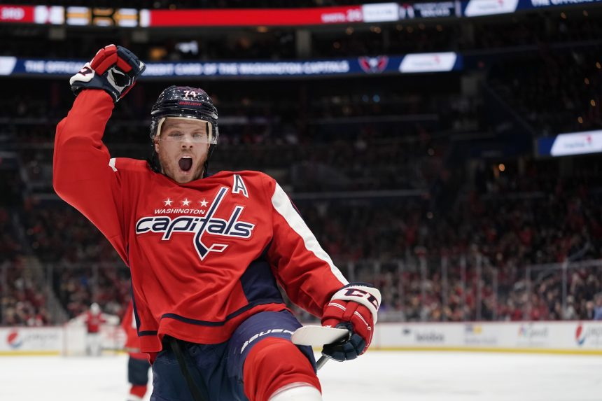 The Side of John Carlson's Game You Don't Know About