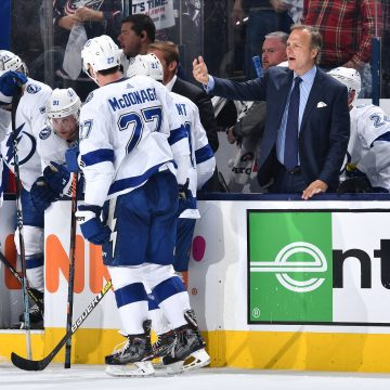 The Lightning's Bad Defense is Finally Catching up to Them