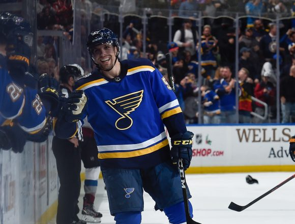 David Perron on his All-Star Season, Analytics he likes (and dislikes) and playing with Ryan O'Reilly.