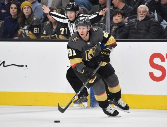 Golden Knights Are Running Again