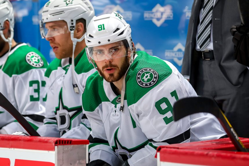 Goalless in 2020, Why I'm Betting on Tyler Seguin to finish strong again.