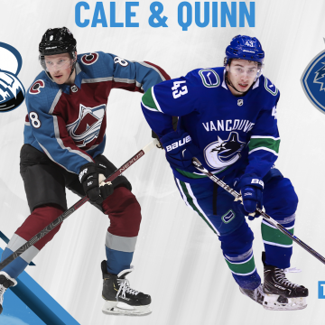 Cale & Quinn: The Race for the Calder