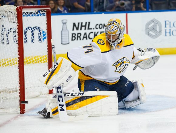 Juuse Saros: How the NHL's Smallest Goalie Plays Bigger Than Everyone Else