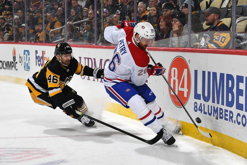 Preview: Canadiens vs Penguins