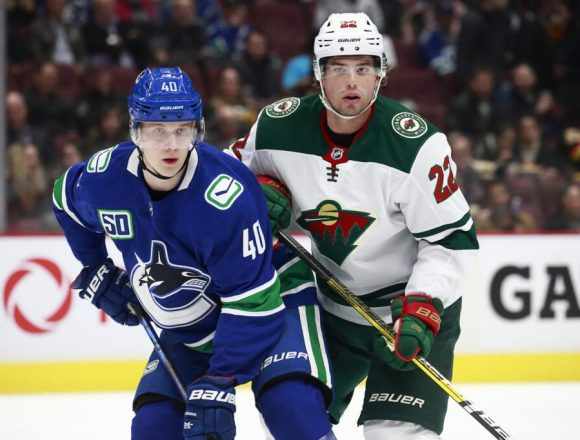 Preview: Canucks vs Wild