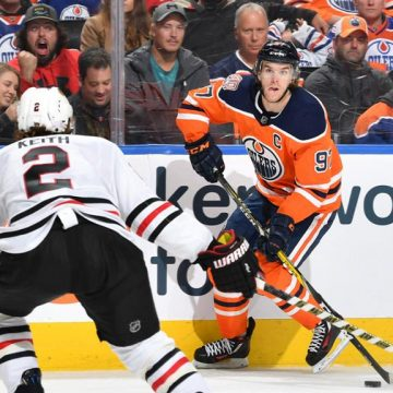 Preview: Blackhawks vs Oilers