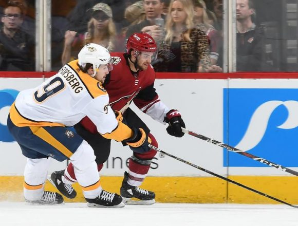 Preview: Coyotes vs Predators