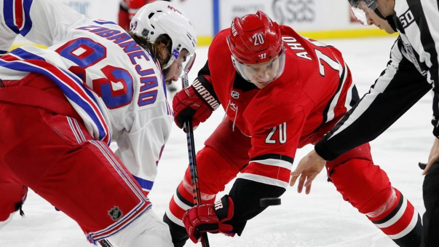 Preview: Hurricanes vs Rangers
